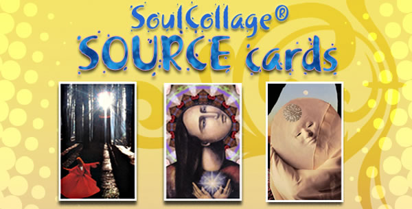 soulcollage source workshop graphic