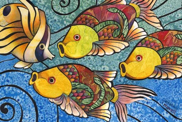 """""""Fanciful Fish"""""""