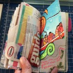 Fused Plastic Bag Journals