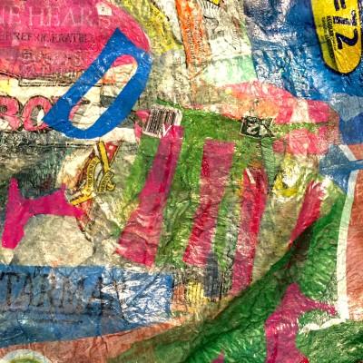 hear-fused plastic bags