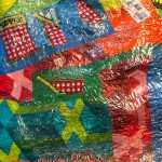 More fun with fused plastic bags!