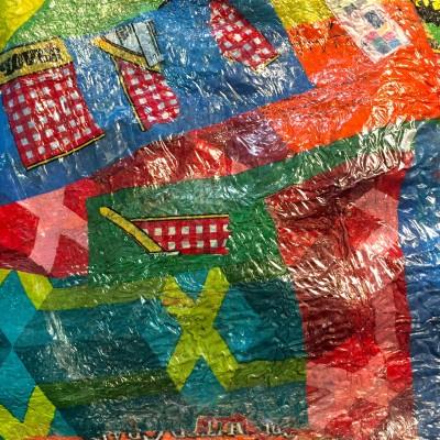 fused plastic bags 2